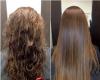 طريقة طبيعية لفرد الشعر بصورة مذهلة وفعالة