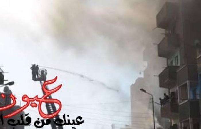 عاجل  حريق في مديرية أمن الدقهلية.. وقطع الكهرباء عن المبنى