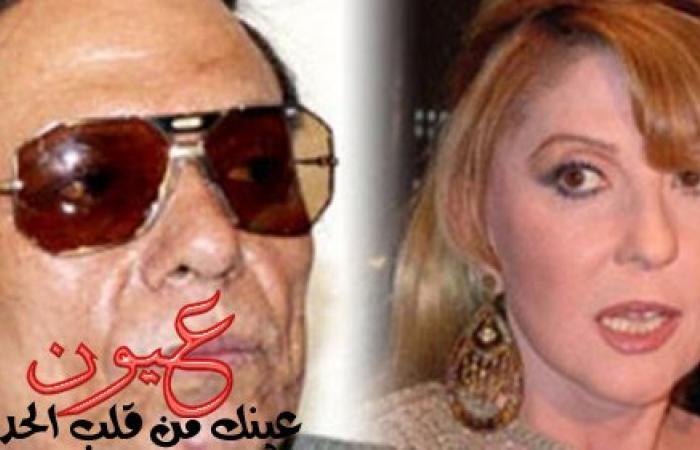عادل إمام يثير غضب نادية الجندى