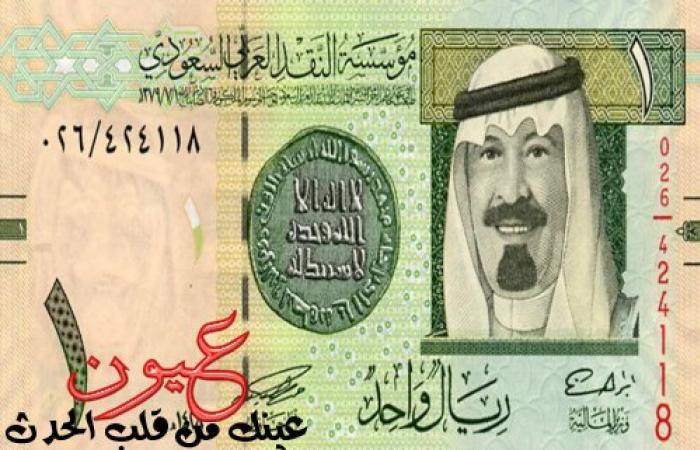 سعر الريال السعودي اليوم الأحد 19-3-2017 بالبنوك والسوق السوداء