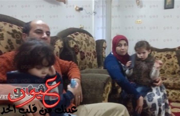 بالفيديو.. مأساة طفلين توأم فقدا بصرهما بسبب خطأ طبي في الزقازيق