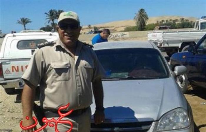 الضابط الشجاع ينقذ حياة أم وأبناءها من الموت ويعرض حياته للخطر