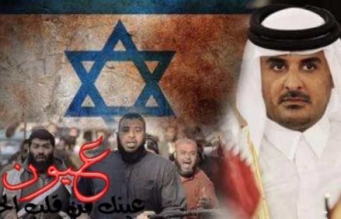 بالصور || «تميم اتفضح وخاف» هاشتاج يتصدر تويتر بعد تصريحات أمير قطر