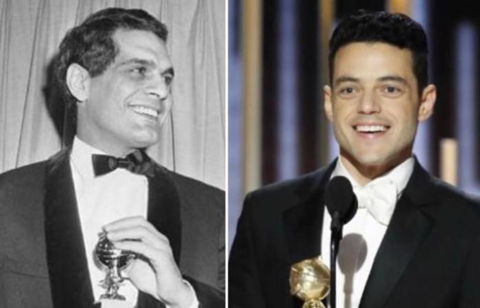 """حقق انجاز عمر الشريف بعد 53 عاما.. من هو المصري """"رامي مالك"""" الفائز بجائزة """"جولدن جلوب"""" العالمية (فيديو وصور)"""