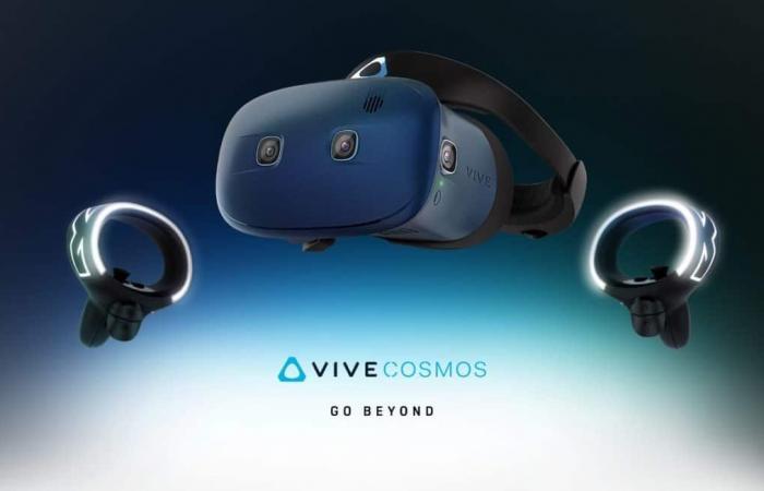 HTC VIVE تطلق خوذة جديدة واشتراك غير محدود