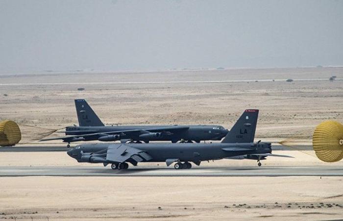 بيان عسكري من قطر بشأن إجراء في قاعدة العديد... وتحذير للمواطنين