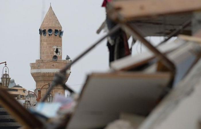 موسكو تدعو إلى البدء الفوري في العمل على إعادة إعمار سوريا