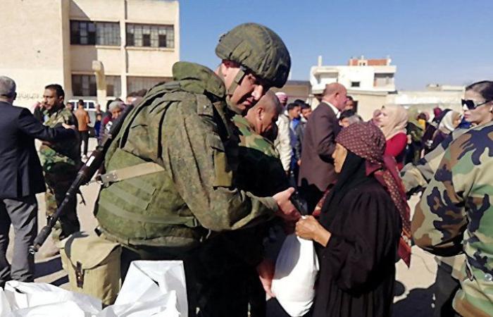 مركز المصالحة الروسي: عودة 800 لاجئ إلى سوريا من لبنان والأردن