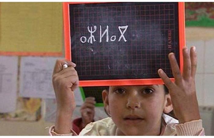 عشرات آلاف التلاميذ يدرسون اللغة الأمازيغية في المغرب