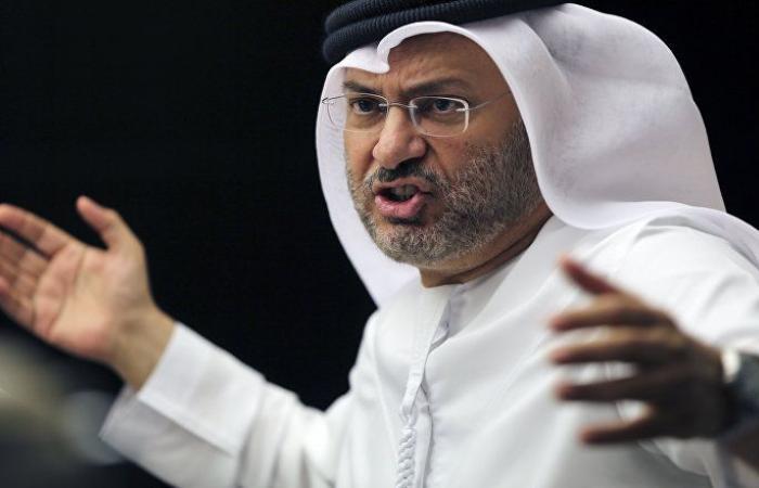 """وزير إماراتي يحذر من خطر انهيار """"اتفاق السويد"""" للسلام في اليمن"""