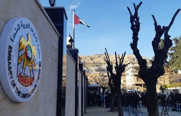 زيارة الوفد الاقتصادي السوري إلى أبوظبي تتكلل بتوقيع عقود تشاركية في عدة قطاعات