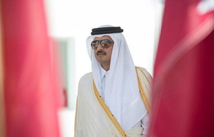 بيان بشأن اختفاء تلفون أحد أعضاء وفد رئيس العراق في قطر