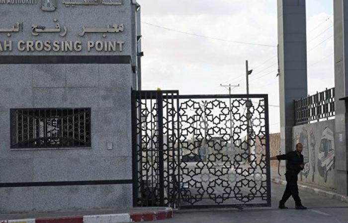 حماس: الوفد المصري أكد أن معبر رفح سيبقى مفتوحا