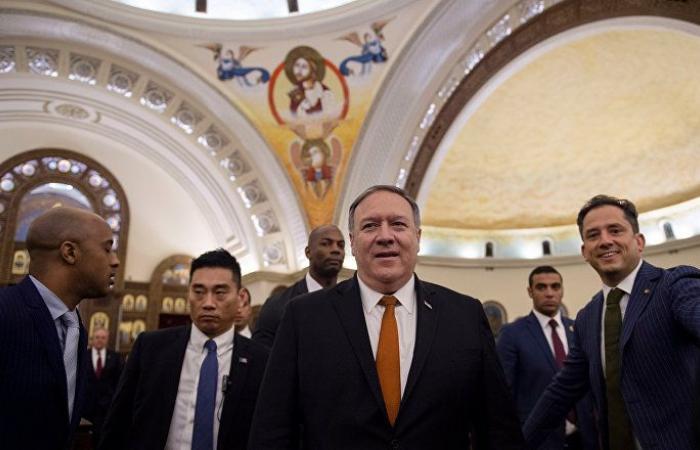 توقيع اتفاقية للتعاون العسكري المتقدم بين أمريكا ومصر