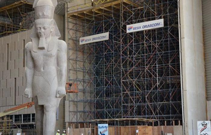 وزير الآثار: المتحف المصري الكبير أهم صرح ثقافي في العالم