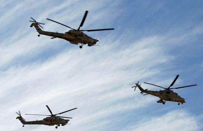 """الطيران العراقي يرصد """"مفاجأة خطيرة""""... ويصب نيرانه عليها"""
