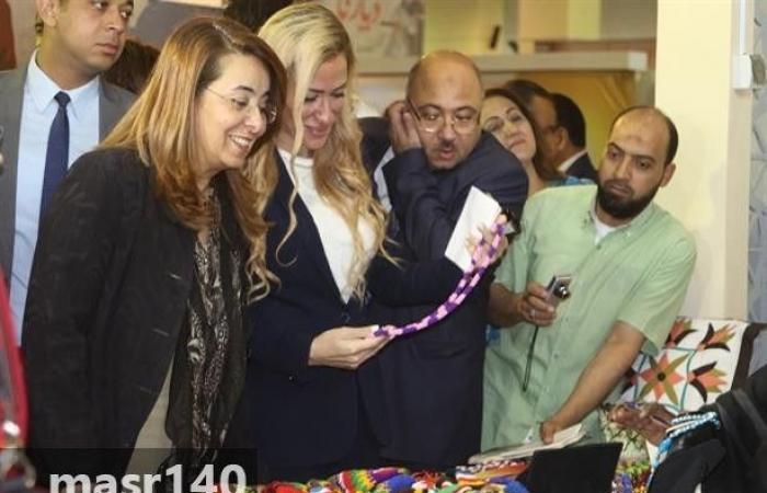 غادة والي: اختتام فعاليات معرض ديارنا بمبيعات زادت عن 5 ملايين