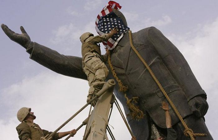 دولة شاركت باحتلال العراق عرضت استضافة عائلة صدام حسين بشروط