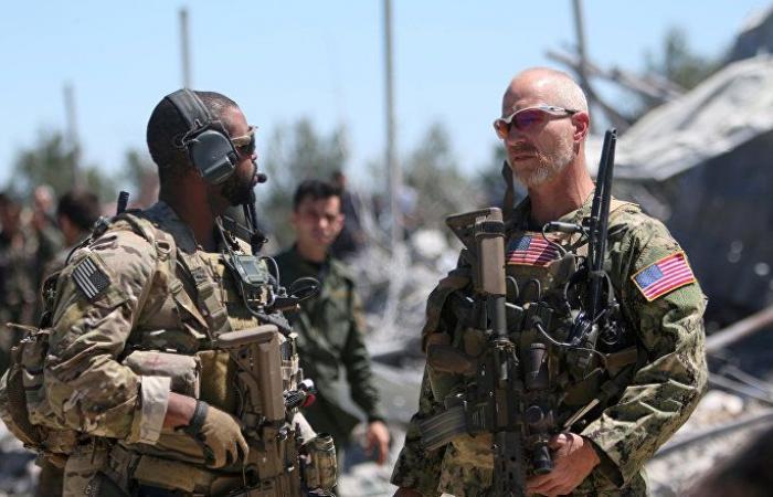 """العميد محمد عيسى: الجيش الأمريكي ينقل عناصر """"داعش"""" عبر تركيا"""