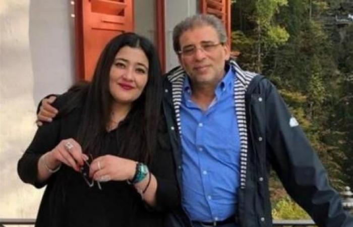 بعد صمت طويل.. زوجة خالد يوسف تعلن موقفها من الفيديوهات الجنسية