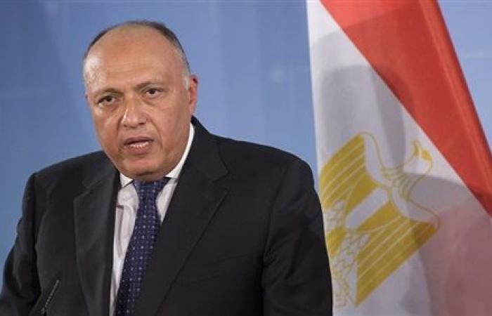 سامح شكري: التوصل لاتفاق نهائي حول سد النهضة 20 فبراير