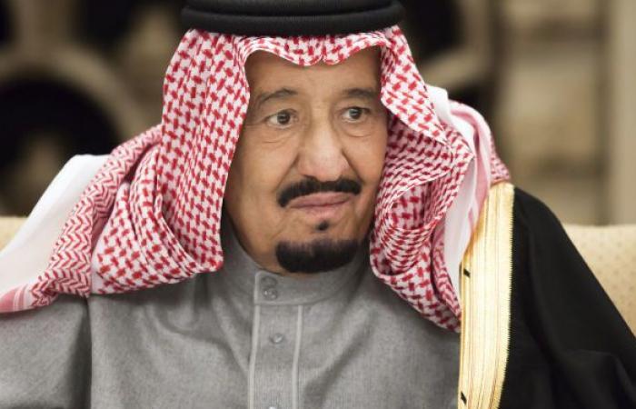 """بعد مفاجأة """"الوثيقة المسربة""""... لقاء مهم في قصر الملك سلمان"""