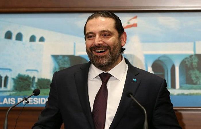 """الحريري: الالتزام بالدستور و""""الطائف"""" وتحرير مزارع شبعا وتأمين التيار الكهربائي"""