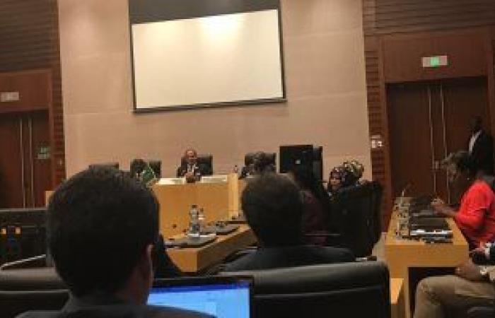 """""""مفوضية الاتحاد الأفريقى"""" للسيسى: سنجعل هذه السنة مميزة جداً لأفريقيا"""