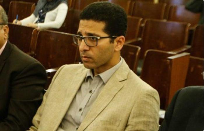 هيثم الحريري يصحح موقفه: تعديل الدستور قمة الديمقراطية وأدعو المصريين للتصويت