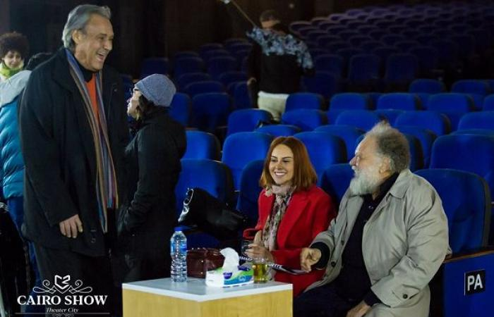 شاهد| كواليس بروفات مسرحية «الملك لير»