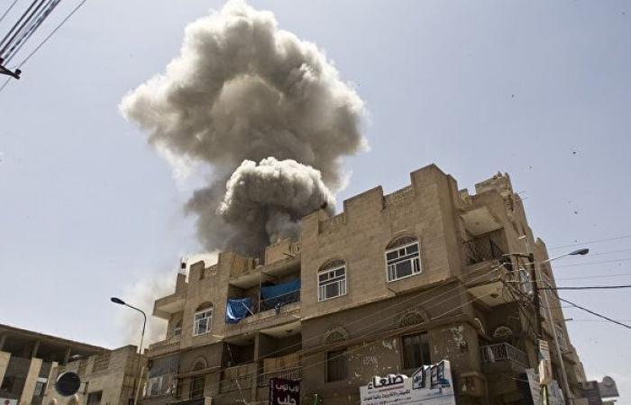 """قتلى وجرحى من """"أنصار الله"""" إثر غارات للتحالف العربي على صعدة"""