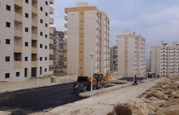 """الأسد يستبعد الغرب... روسيا """"عملاق إعمار سوريا"""" ومعداتها الثقيلة تشمر عن أذرعها"""