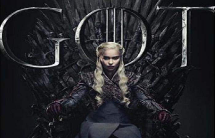 شاهد  إميليا كلارك تروج للجزء الثامن من Game of Thrones بـ«حركة الحواجب»