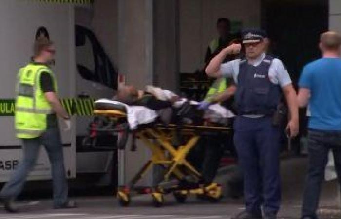 سقوط قتلى في حادثي إطلاق النار على مسجدين بنيوزيلند
