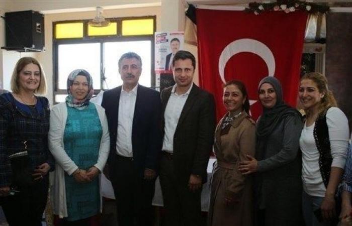 انشقاق 800 عضو عن حزب أردوغان