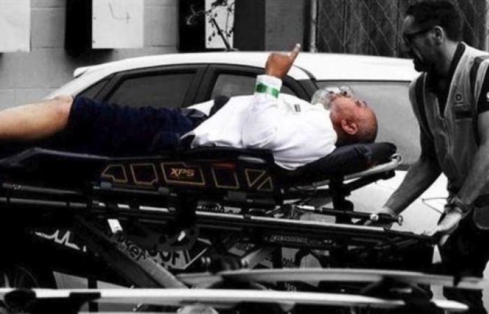 مَن رفع إصبع السبابة في اعتداء مسجد نيوزيلندا الإرهابي
