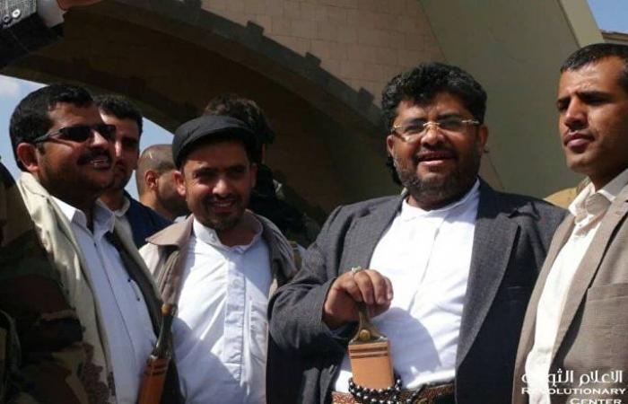 الحوثي يدعو برلمانيي دول التحالف إلى اتخاذ خطوات على غرار الشيوخ الأمريكي