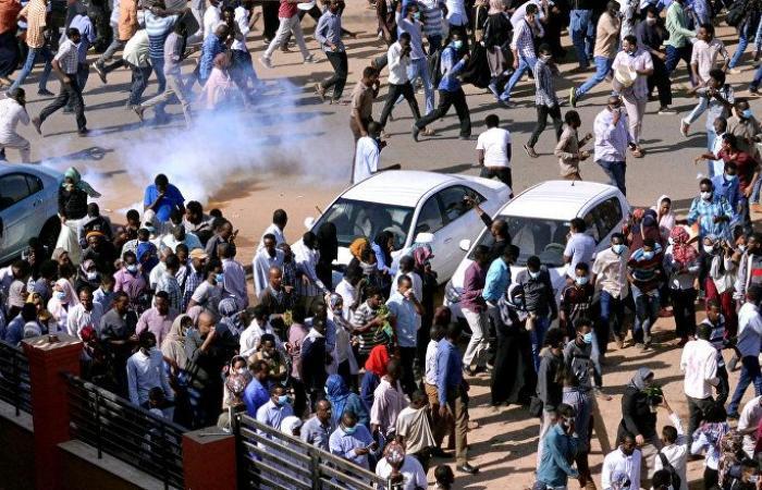 السودان: إصابات في صفوف الشرطة إثر اعتداءات بقنابل حارقة من المتظاهرين