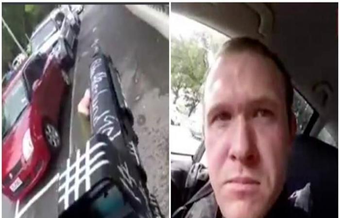 """""""لم يطلب محام أو الخروج بكفالة"""".. تفاصيل أول ظهور علني لإرهابي نيوزيلندا في المحكمة"""