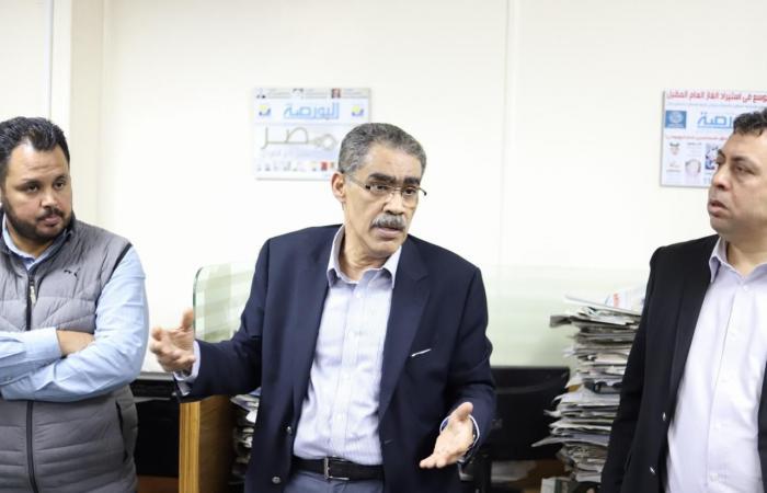 ضياء رشوان...تاريخ حافل من العمل السياسي والصحفي
