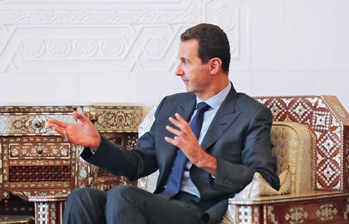 الأسد يستقبل رئيسي الأركان الإيراني والعراقي