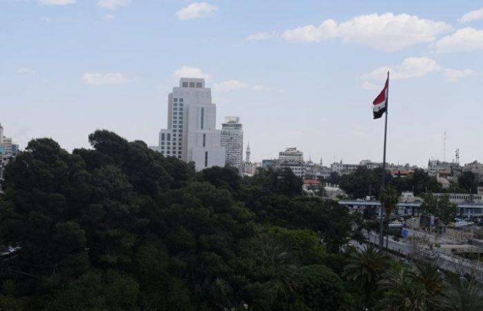 اجتماع ثلاثي رفيع المستوى في دمشق