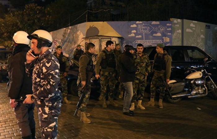 القبض على لبناني كندي في بيروت بتهمة التجسس لصالح إسرائيل