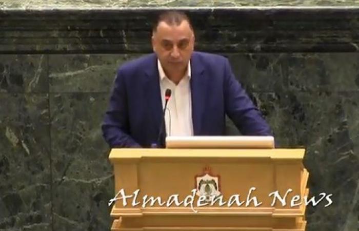 بالفيديو : كلمة الظهراوي عن الأردن وفلسطين والقدس