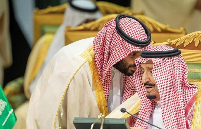 بالفيديو... حوار بين الملك سلمان وولي عهده بشأن الرياض