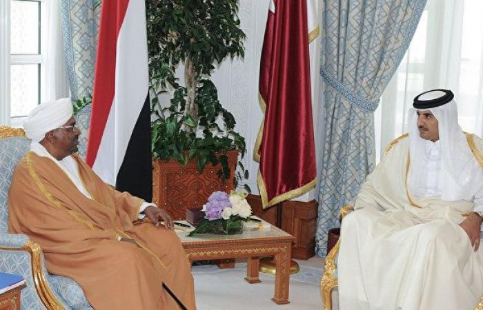"""اجتماعات رفيعة المستوى تحسم الجدل حول """"توتر العلاقات"""" بين السودان وقطر"""