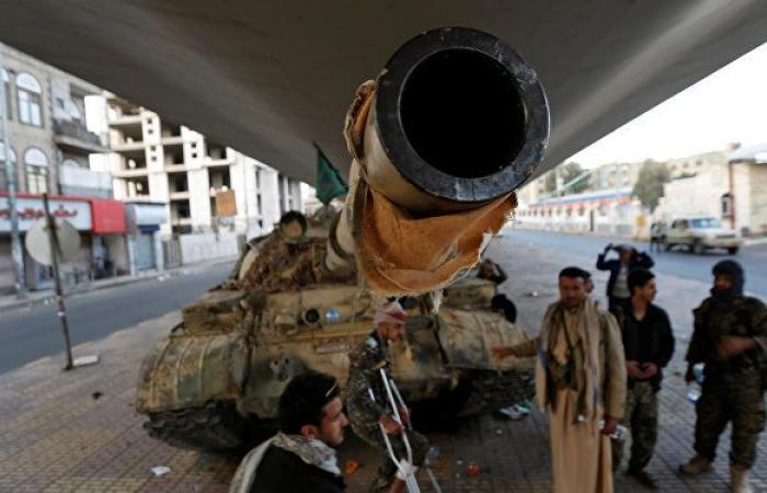 """اليمن... الجيش يحبط هجوما لـ""""أنصار الله"""" شرق صعدة والتحالف يشن 14 غارة"""
