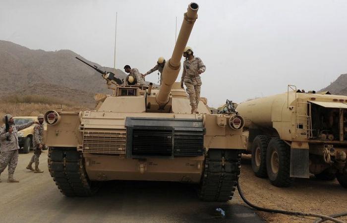 """""""أنصار الله"""" تعلن مقتل 3 ضباط سعوديين و12 عسكريا يمنيا في نجران"""