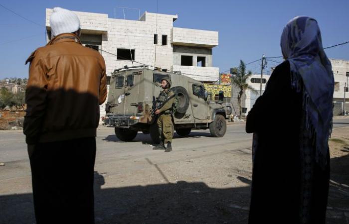 مقتل فلسطينيين اثنين برصاص الجيش الاسرائيلي في مدينة نابلس شمال الضفة الغربية