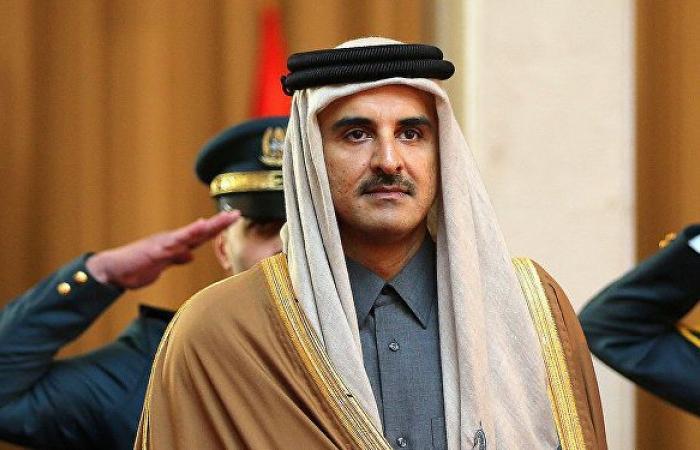 أمير قطر يصدر مرسوما عاجلا